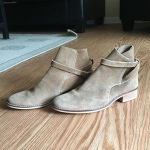 Urban outfitter booties